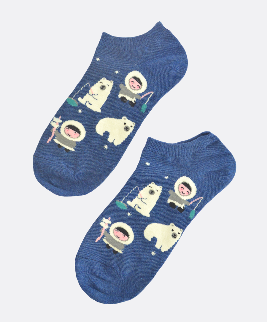 North Pole Socks