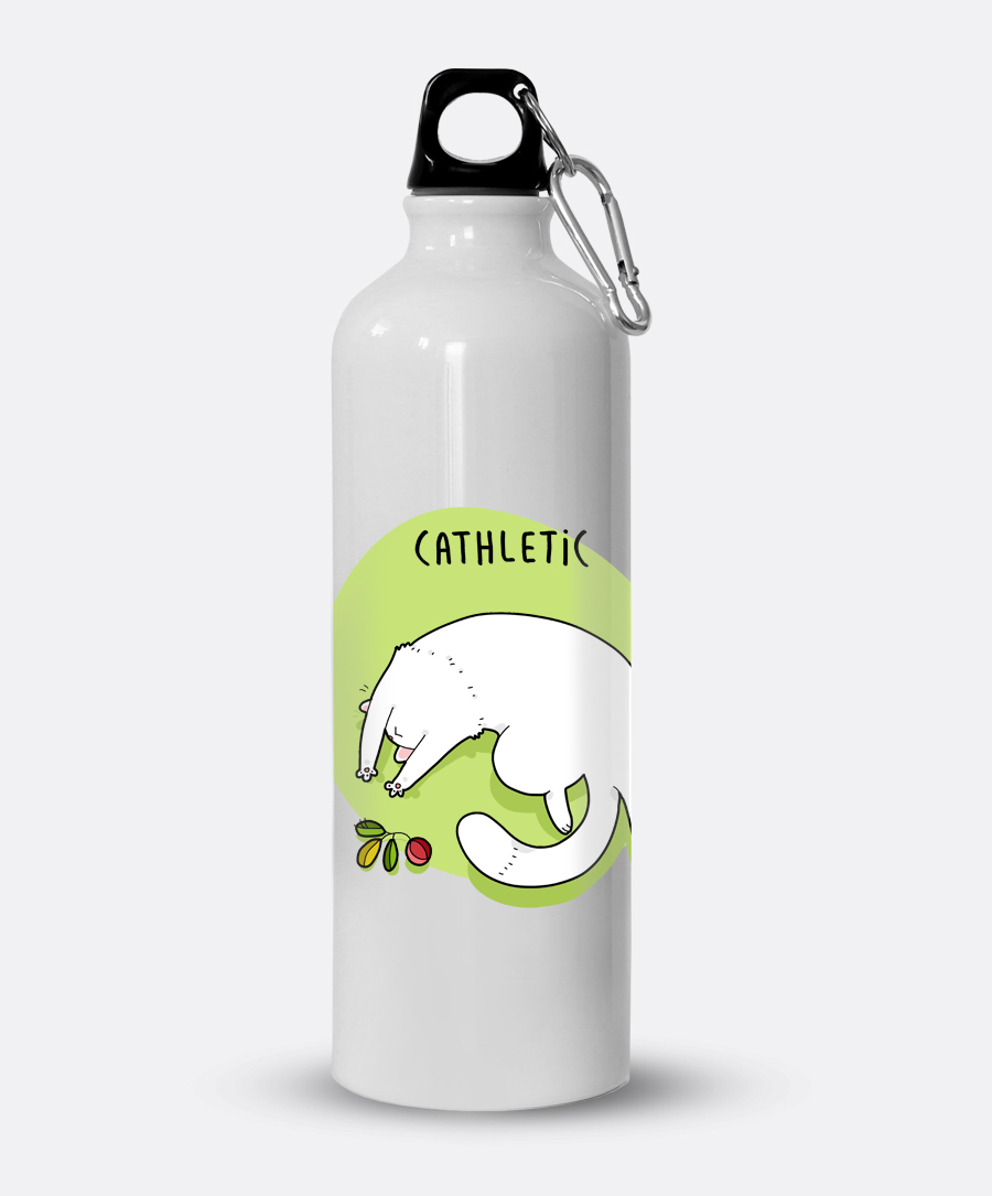 Cathletic Water Bottle