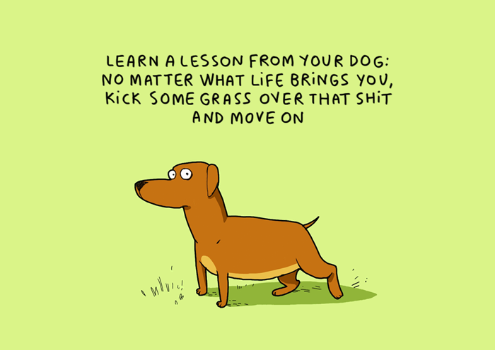 10 Illustrations Every Dog Owner Will Understand