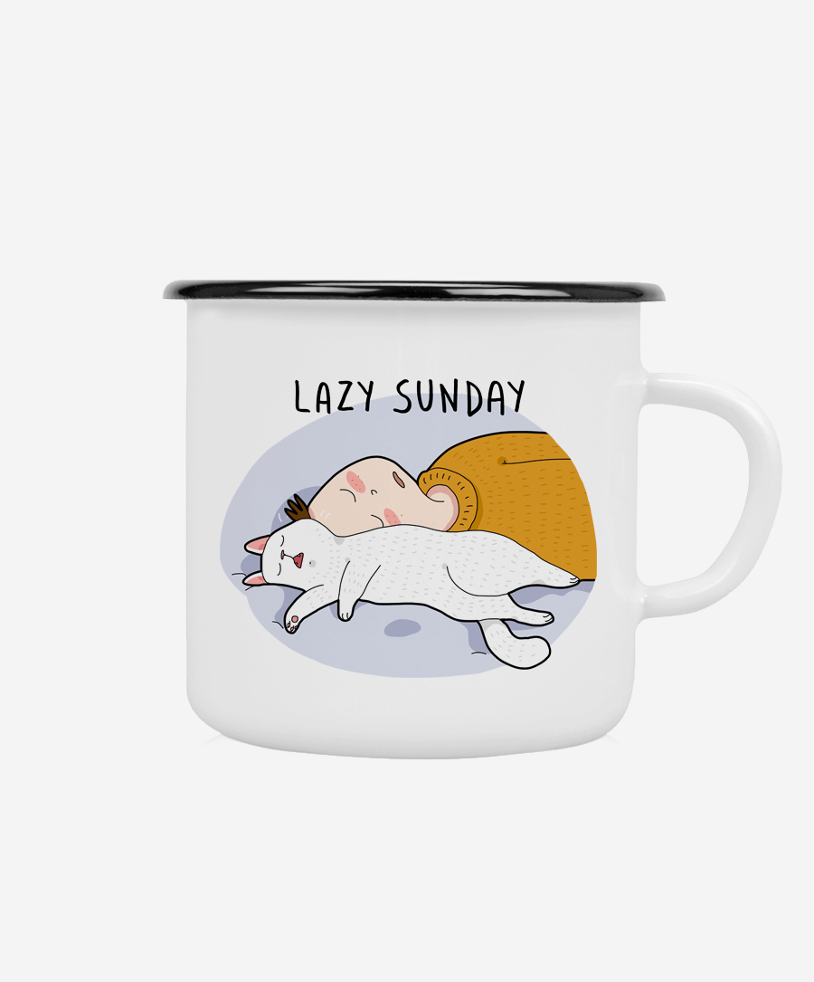 Lazy Sunday Mug