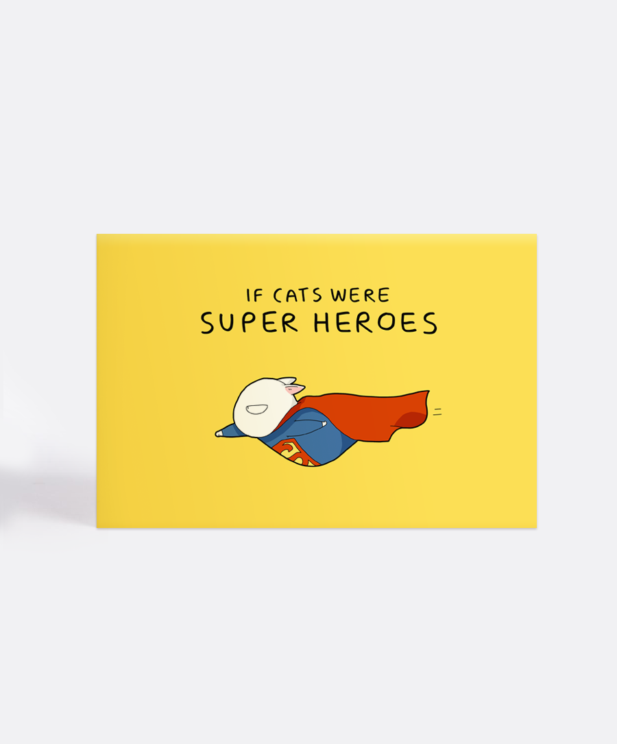 Supercat Card Set