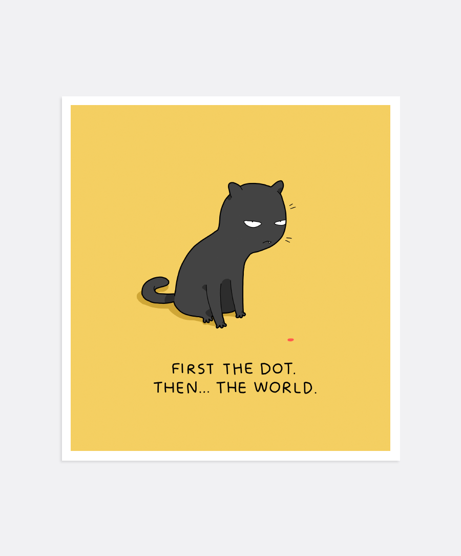 First The Dot Mini-Print
