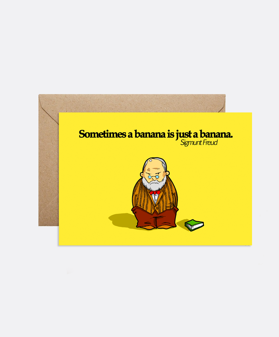 Freud Card
