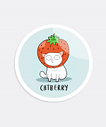 Catberry Sticker