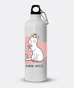 Purrrincess Water Bottle