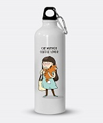 Cat Mother Water Bottle