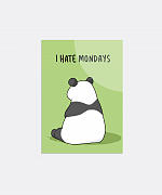 I Hate Mondays Sticker