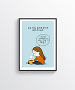 Coffee Addict Print