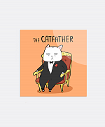 Catfather Sticker