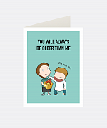 Older Greeting Card