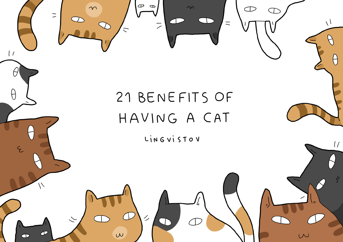 Lingvistov Com  Benefits Of Having A Cat