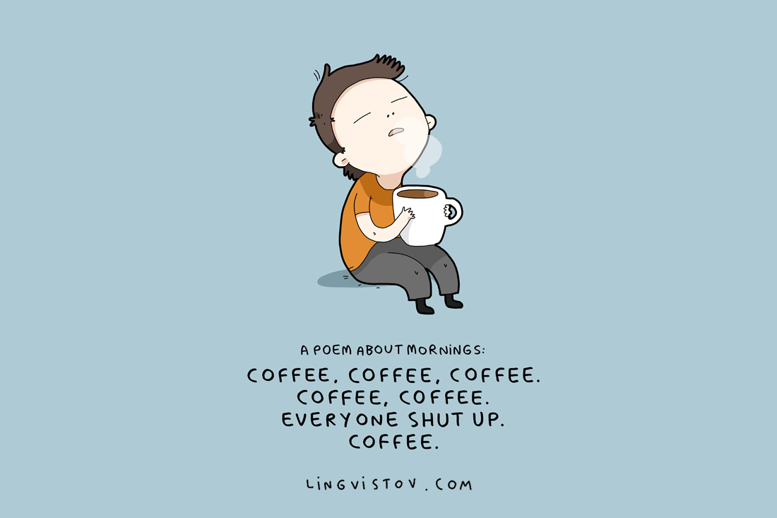 8 quotes about coffee to start your day right lingvistov lingvistov online store funny cat clip art - bing images funny cat clip art a bunch in window